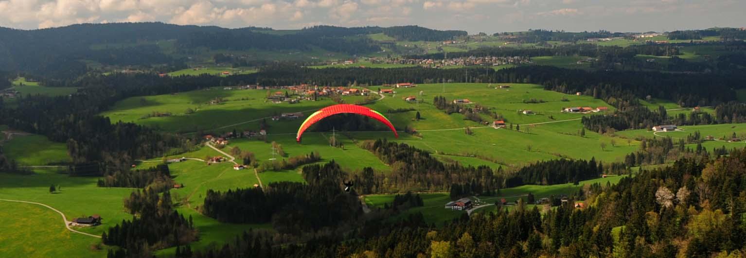 Paragliden Allgäu