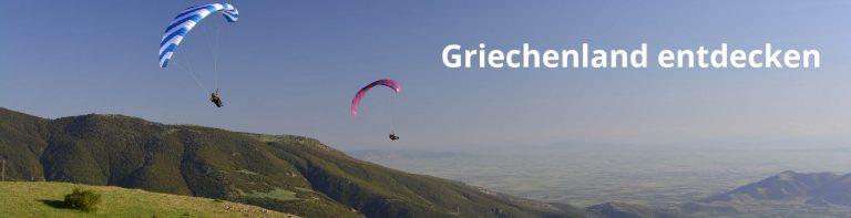Flugtour Griechenland
