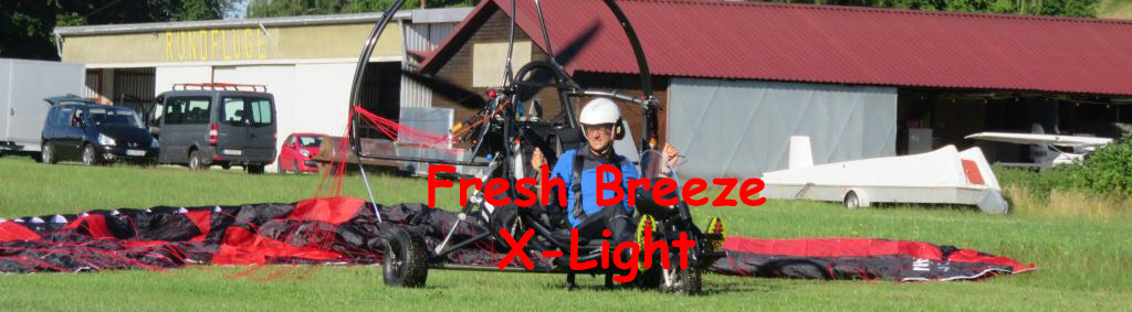 Fresh Breeze X-Light Trike