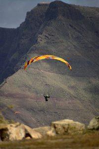 Thermikfliegen auf Lanzarote