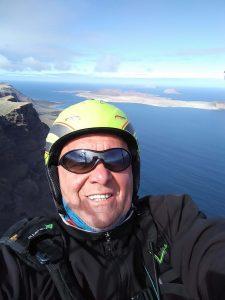Paragliding Famara