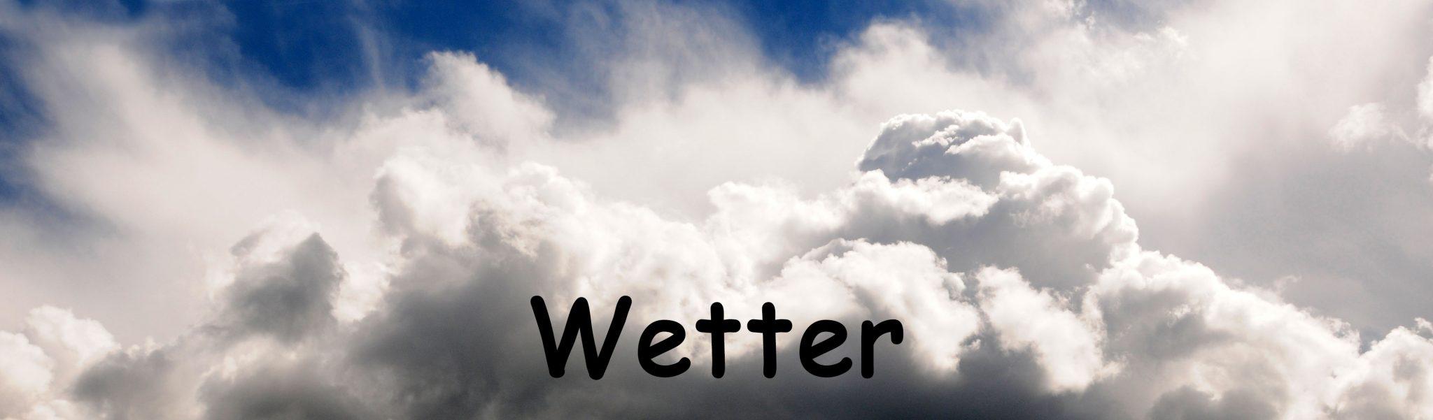 Gleitschirmwetter, Flugwetter Info und Wetterdaten zusammengefasst