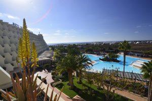 unsere Fliegerbasis, das Hotel Beatriz in Lanzarote
