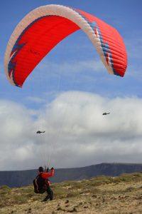 Gleitschirm Training Lanzarote