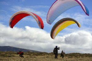 Paragliding Training Lanzarote